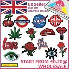 020p Iron Sew On Wholesale Embroidered Patch Applique Embroidery Motif transfer