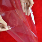 Clear Fire Resistant Contact Paper Transparent Adhesive Vinyl Peel and Stick 98