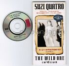 SUZI QUATRO The Wild One /48 Crash JAPAN 3