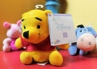 Disney Baby Winnie the Pooh Play Pals Doll Rattle Plush Shower Gift Present Toy