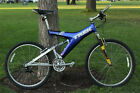 Vintage Carbon Trek Y Foil Y-11 Mountain Bike 19.5/Large RockShox Indy Deore LX