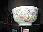 Antique Royal Doulton Indian Tree Centerpiece Bone China Bowl~ Hand Painted~Nice