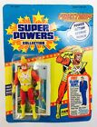 Kenner DC Super Powers Collection FIRESTORM Action Figure Unpunched w Comic