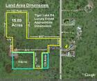 16 ACRE FLORIDA LAND ESTATE BUILD LUXURY HOMES NOW TIGER LAKE