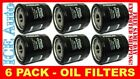 6 PACK Prime Guard POF4476 Premium Engine OIL FILTERS Fram Wix AC Delco