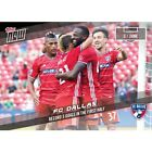 2017 Topps Now MLS Soccer Cards 5