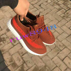 Fashion Mens Running Breathable Sports Casual Athletic Sneakers Shoes Brown