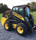 2013 New Holland L225 Skid Steer Loader High Flow Mint Condition