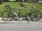 Santana Tandem Bicycle with Child Stoker Kit