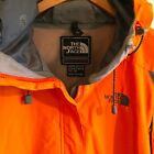 The North Face Jacket Summit Series Gore Tex M Red Grey Hooded Mens