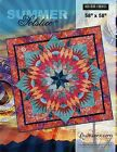 SUMMER SOLSTICE QUILTING PATTERN Foundation Paper Piecing From Quiltworx NEW