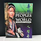 History The Usborne Book of Peoples of The World Internet Linked paperback 2001