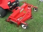 STEINER MD460 60 MOWER DECK FLIP UP SIDE DISCHARGE STEINER OR VENTRAC ATTACH