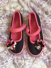 NWOT Girls Circo Mary Jane Sneakers Size 12