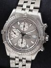 Breitling Crosswind Racing Chronograph SS A13355 43mm Box Automatic