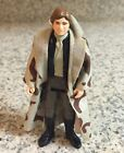 HAN SOLO IN CAMO TRENCH COAT STAR WARS KENNER FREE SHIPPING ORIGINAL 1984