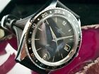 VINTAGE ULYSSE NARDIN AUTOMATIC DIVER FROM 50s WRISTWATCH !! NO RESERVE PRICE !!