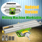 Premium Cross Slide Compound Working Table Bench Drill Milling Table Vise BG6330