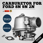 New Heavy Duty 8N9510C HD Marvel Schebler Carburetor For Ford Tractor 2N 8N 9N