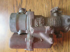 CARTER Carburetor W 1 1BBL Willys Jeep Restoration Extra Part