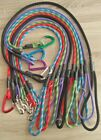 Divine Leads -- Strong Durable Rope Dog Leads - High Quality - All Purpose Leads