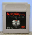 Wizardry Gaiden Nintendo Gameboy Japanese Import Cartridge Only DMG-WIJ Ascii
