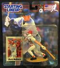Mark McGwire St. Louis Cardinals Starting Lineup 4in. Figure New 2000
