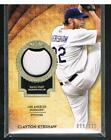 Clayton Kershaw Signs Exclusive Autograph Deal with Topps 10