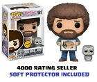 Bob Ross and Hoot Owl CHASE   Funko POP   TV:Bob Ross S2   Protector   PRE-ORDER
