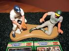 Starting Lineup 1989 Alan Trammell (Tigers)/Jose Canseco (A's) one on one loose