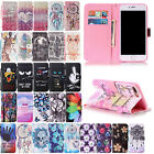 Protective Cover Magnetic Leather Wallet Card Holder Case For iPhone 8 Plus 8