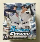 2017 Bowman Chrome HOBBY Box RC Refractor 2 Auto (Aaron Judge Cody Bellinger)?