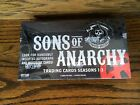 2014 Cryptozoic Sons of Anarchy Seasons 1-3 Sealed Hobby Trading Card Box