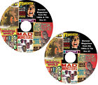 Monster and Horror Magazines from the 1960s  70s on 2 DVDs 200 issues