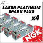 4x NGK SPARK PLUGS Part Number PFR6E-10 Stock No. 3688 New Platinum SPARKPLUGS