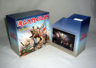 Iron Maiden : The Trooper empty promo box for mini lp,Jewel case cd