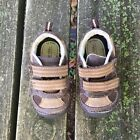 Boys Stride Rite Woody Shoes Brown Infant Toddler 55 W Wide Width