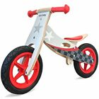 Wooden Tricycles Scooters & Wagons Balance Running Bike Upgraded Birch Wood No