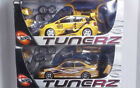 Lot of 4 118 Scale Diecast Cars Toyota Celica Tunerz Honda Civic Si
