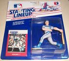 1988 Rob Deer Milwaukee Brewers Packaged Starting Lineup SLU MLB Baseball