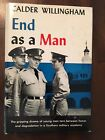 Rare Hardcover Book End as a Man by Calder Willingham 1947