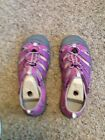 New keen sandals shoes anatomic washable Purple Womens Sz 6