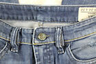 Diesel Womens Made In Italy blue denim jeans size 24 flare vintage