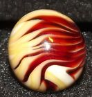 ALLEY AGATE FLAME - NEAR MINT MARBLE