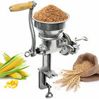New Grinder Corn Coffee Food Wheat Manual Hand Grains Iron Nut Mill Crank Cast
