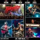 TYKETTO LIVE FROM MILAN 2017 CD & DVD ALL REGIONS NTSC NEW