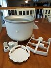 Kitchenaid Ice Cream Maker Stand Mixer Attachment + All Parts  Instructions