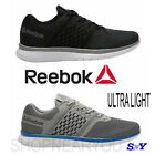 Reebok Mens running athletic shoes Ultra Light Weight Carbonated Foam co