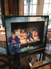 Peter Forsberg Upper Deck Shadow Box Auto W COA *SEE* $500 On UD Site Rare