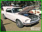 1967 Ford Mustang Sport Sprint Package 1967 Ford Mustang Coupe 289ci V8 Auto Transmission Original Paperwork